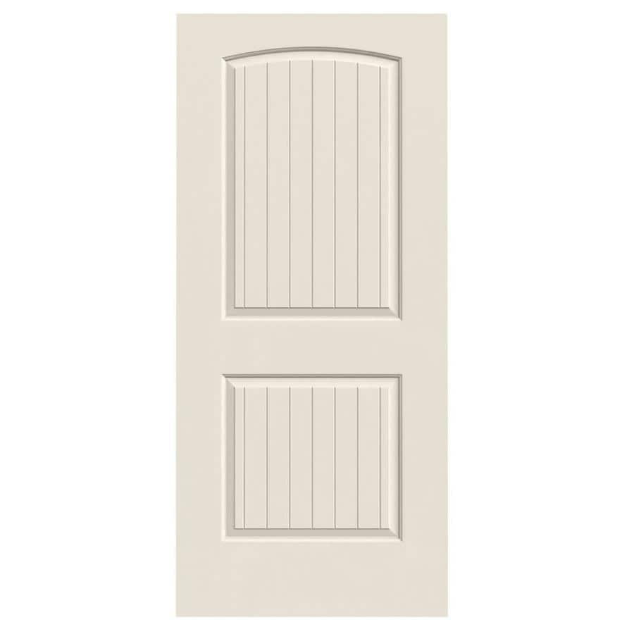 JELD-WEN Santa Fe Slab Interior Door (Common: 36-in x 80-in; Actual: 36-in x 80-in)