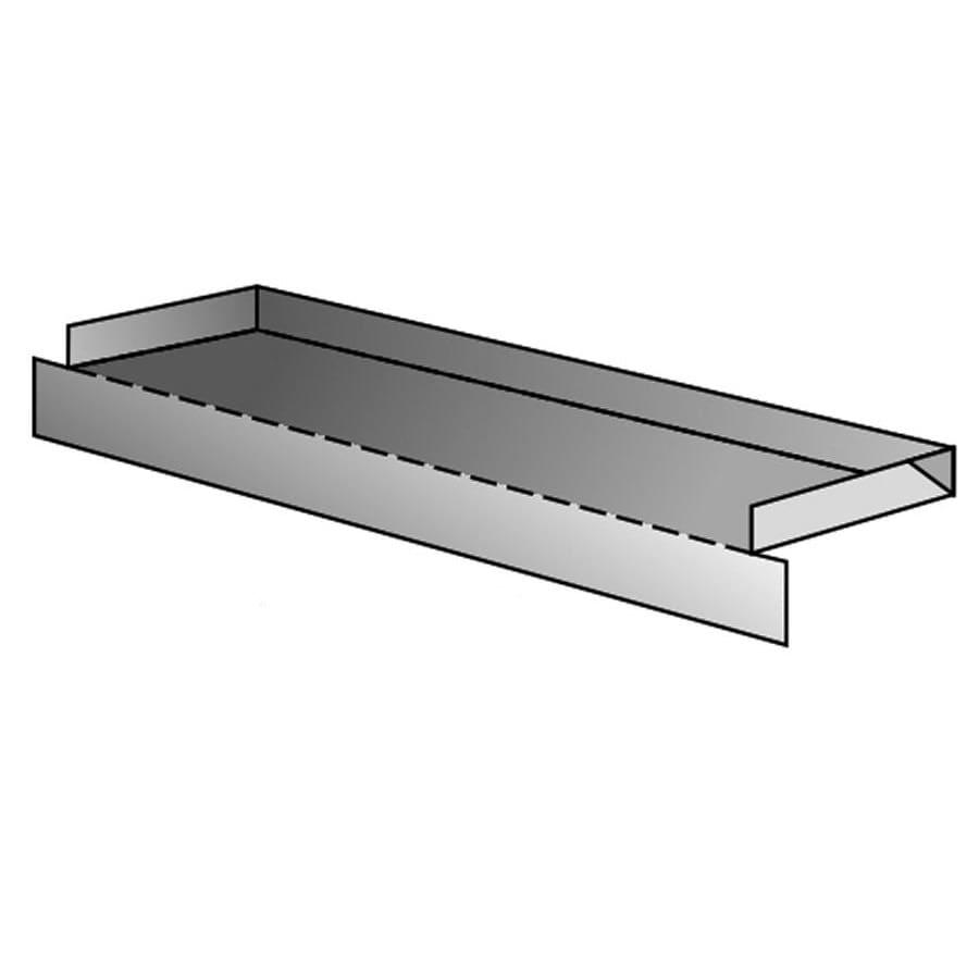 JELD-WEN 1-Panel Insulating Core Primed Steel Unfinished Prehung Entry Door (Common: 36-in x 80-in; Actual: 37.5-in x 81.75-in)