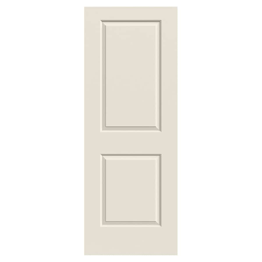 JELD-WEN Craftsman Primed Molded Composite Slab Interior Door (Common: 30-in x 80-in; Actual: 30-in x 80-in)