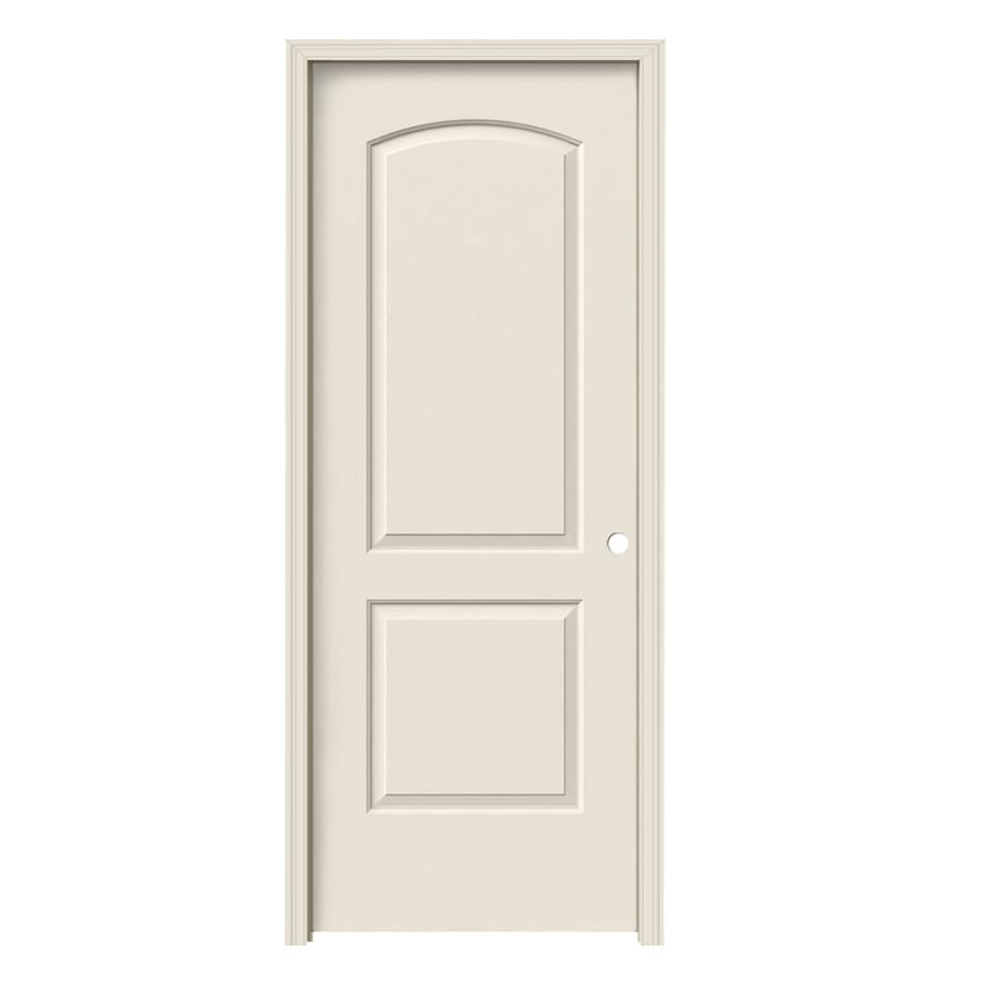 Reliabilt 2 Panel Round Top Single Prehung Interior Door