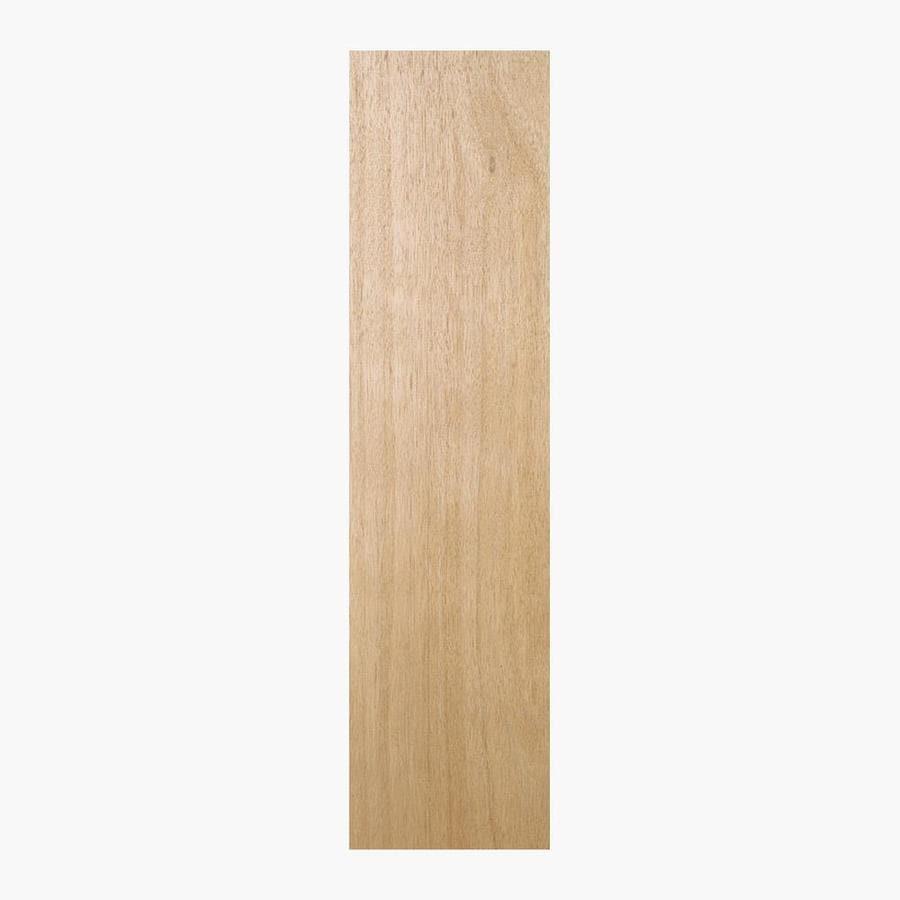 ReliaBilt Flush Hollow Core Lauan Slab Interior Door (Common: 18-in x 80-in; Actual: 18-in x 80-in)