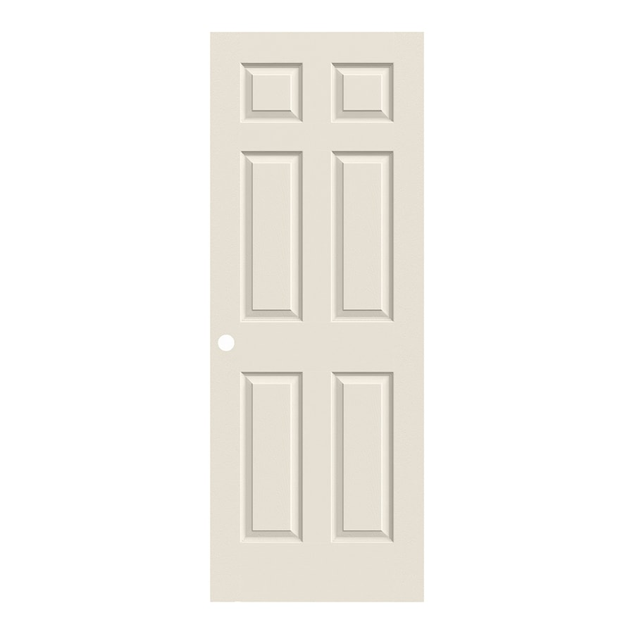 Delicieux ReliaBilt 6 Panel Hollow Core 6 Panel Slab Interior Door (Common: 30