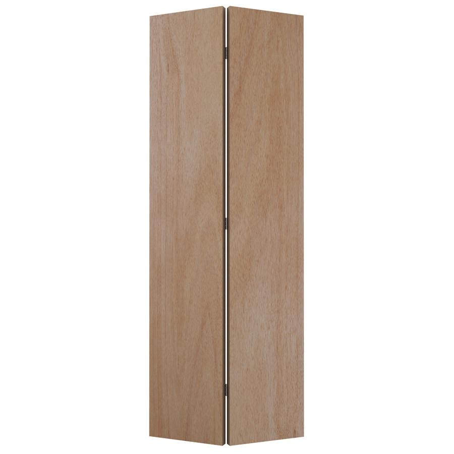 Shop reliabilt 32 in x 79 in flush hollow core wood - Hollow core flush interior doors ...