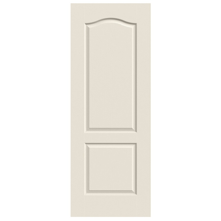 JELD-WEN Camden Slab Interior Door (Common: 32-in x 80-in; Actual: 32-in x 80-in)