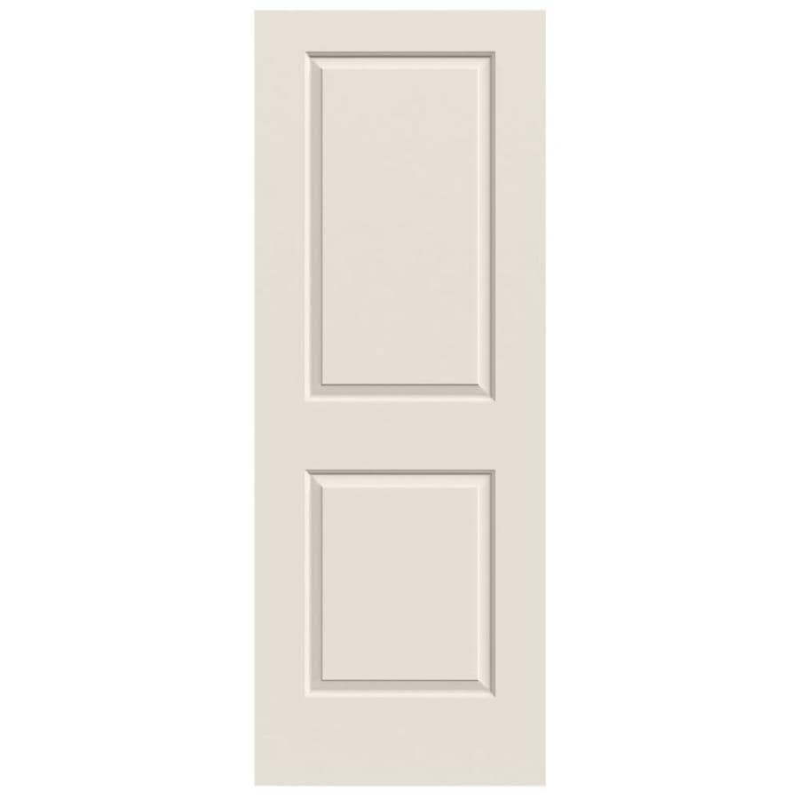 ReliaBilt Hollow Core 2-Panel Square Slab Interior Door (Common: 32-in x 80-in; Actual: 32-in x 80-in)