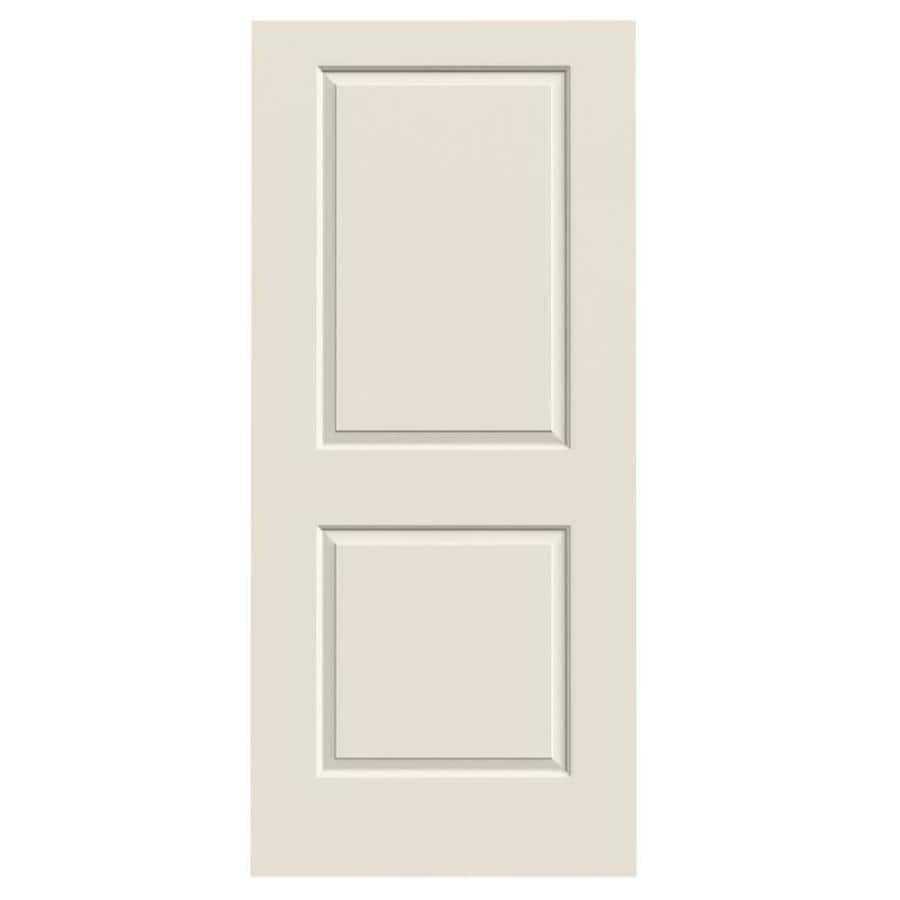 ReliaBilt Hollow Core 2-Panel Square Slab Interior Door (Common: 36-in x 80-in; Actual: 36-in x 80-in)