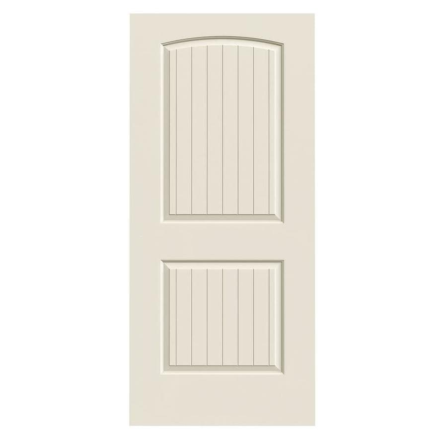 ReliaBilt Primed Hollow Core Molded Composite Slab Interior Door (Common: 36-in x 80-in; Actual: 36-in x 80-in)