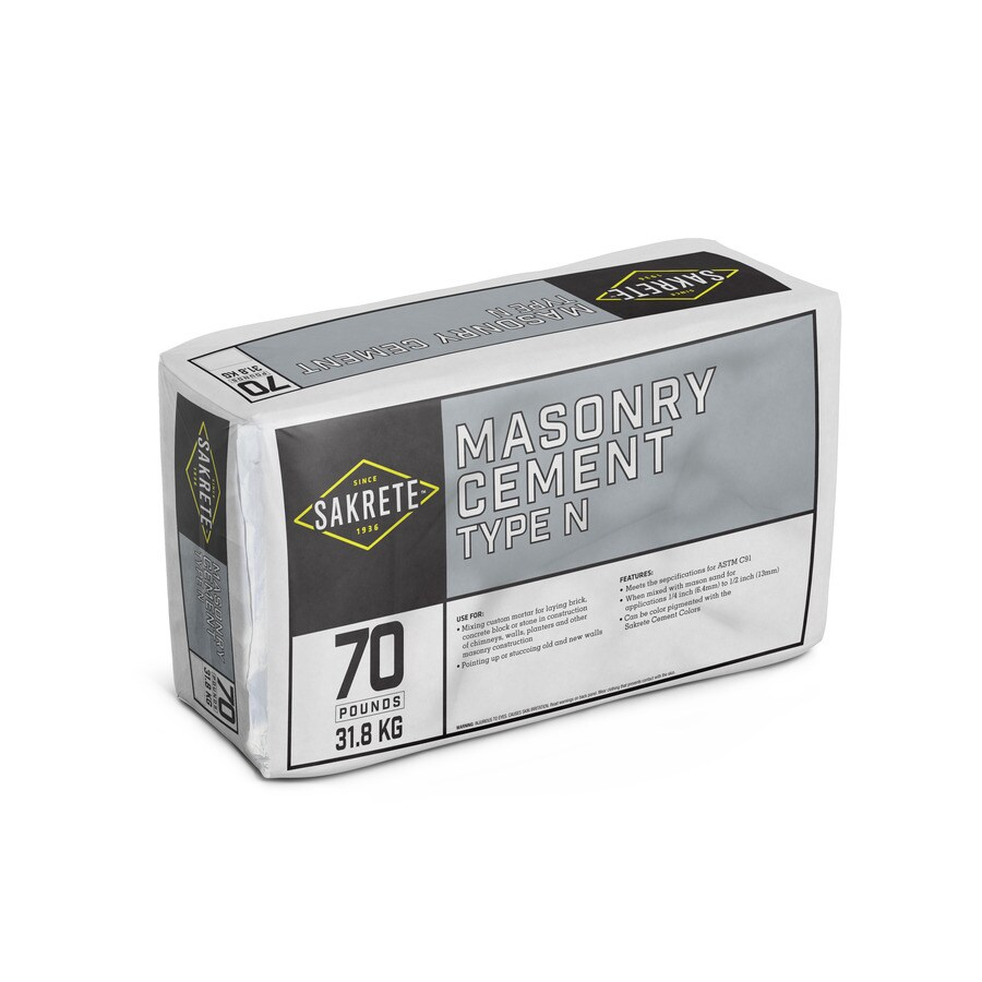 Sakrete 70-lb Type-N Cement Mix