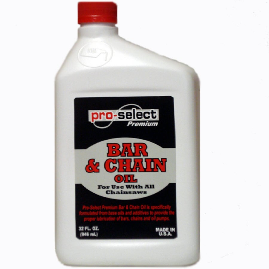 PRO SELECT 32-oz Conventional Bar and Chain Oil