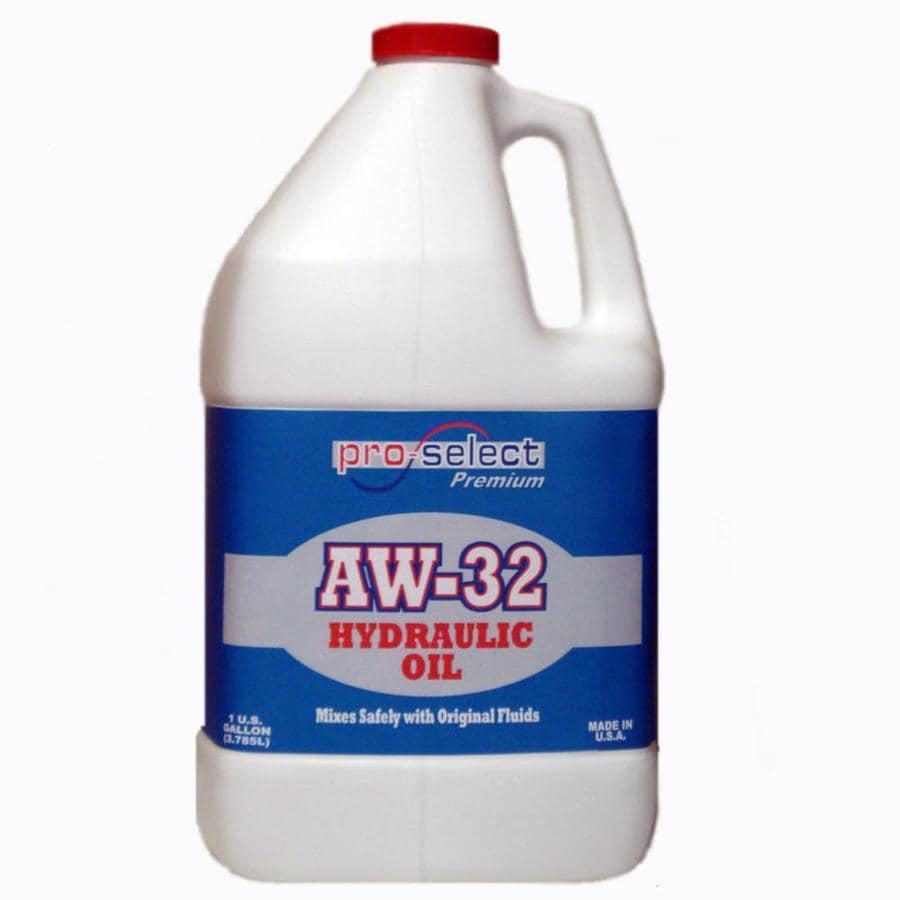 PRO SELECT 1-Gallon AW-32 Hydraulic Oil at Lowes com