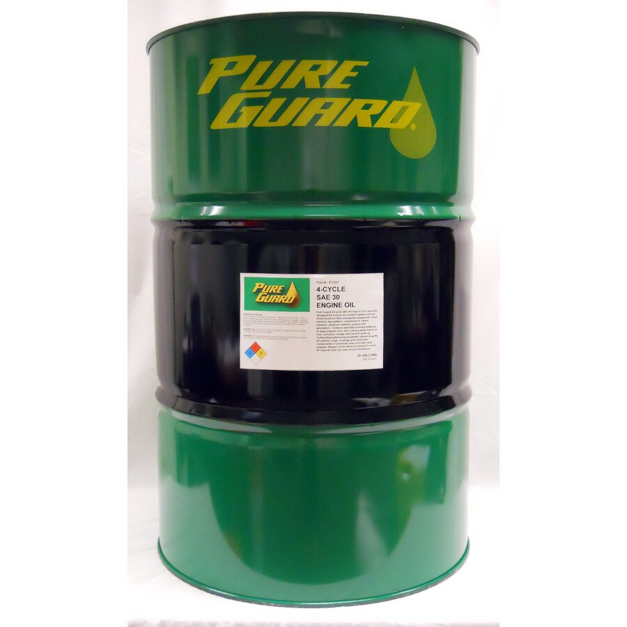 Pure Guard 7040-oz 30W Conventional Engine Oil