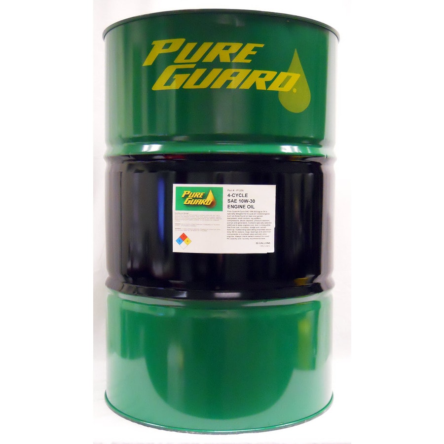 Pure Guard 7040-oz 4-Cycle Engines 10W-30 Conventional Engine Oil