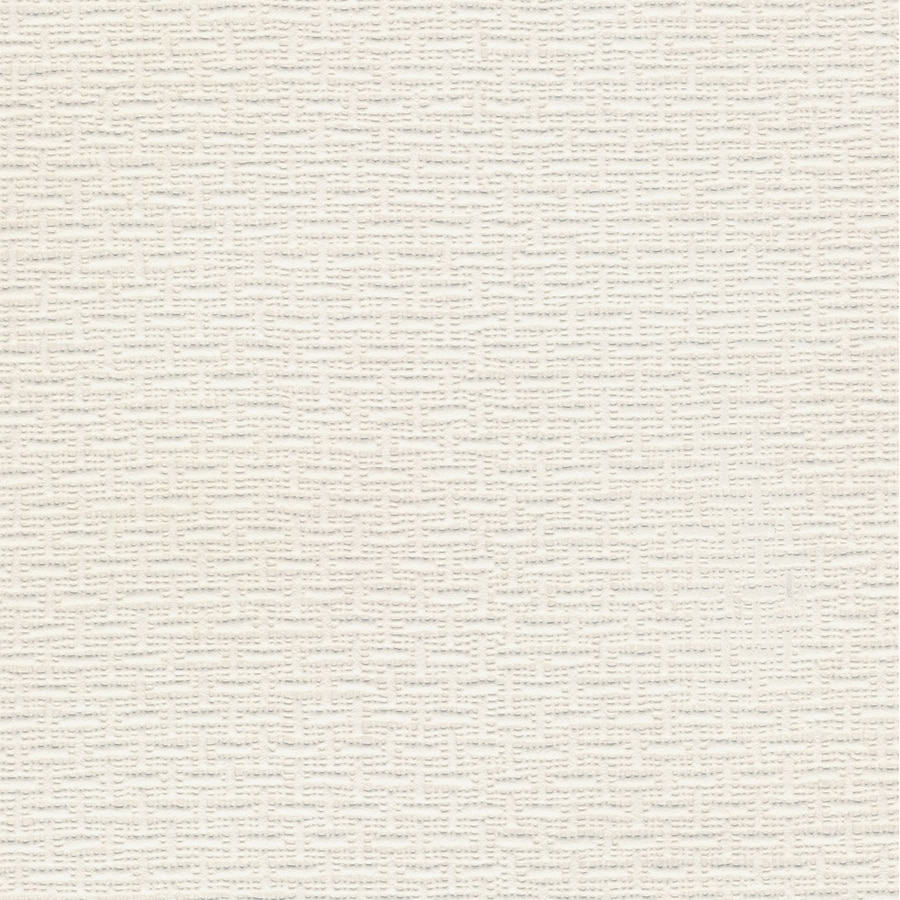 Allen + Roth White Textured Wallpaper