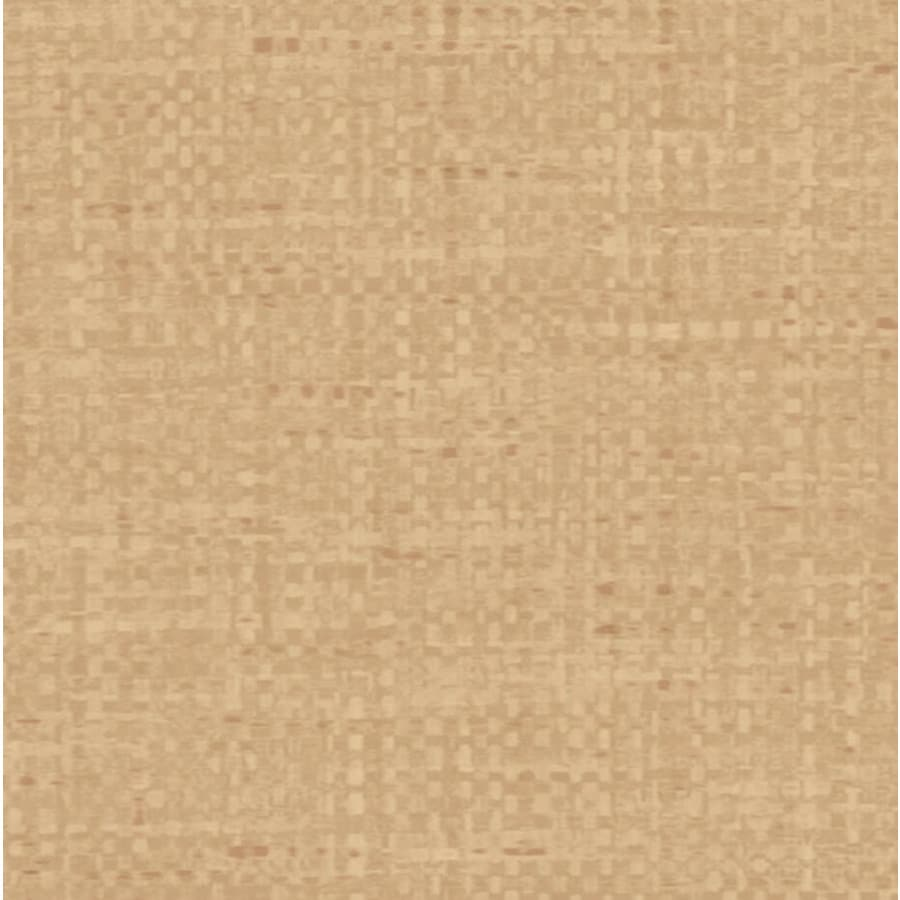 allen + roth Tan Textured Wallpaper
