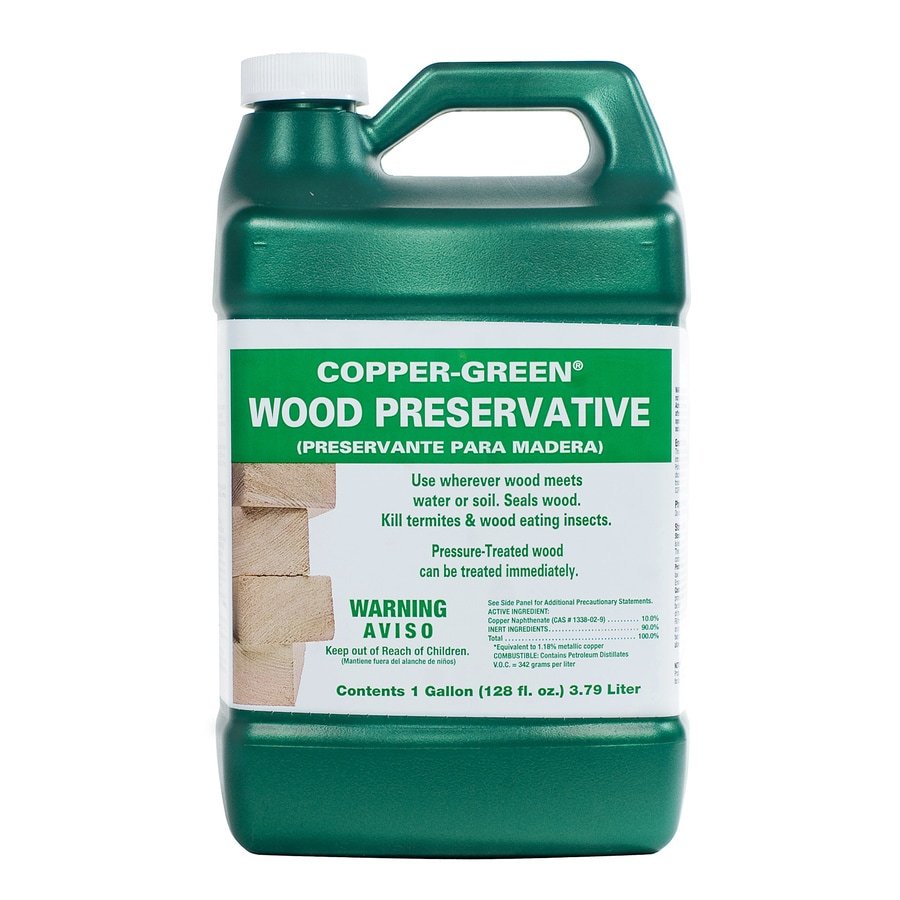 COPPER-GREEN Wood Conditioner