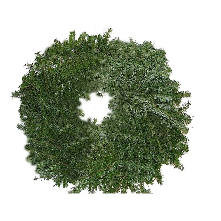 36-in Fresh Balsam Fir Christmas Wreath