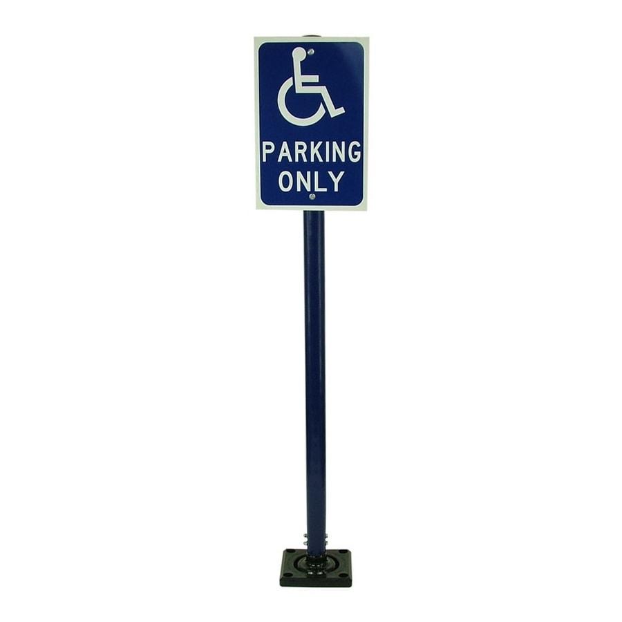 Three D Traffic Works Reboundable Handicap Sign
