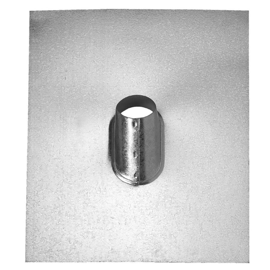 CMI 2-in x 18.75-in Galvanized Steel Vent and Pipe Flashing