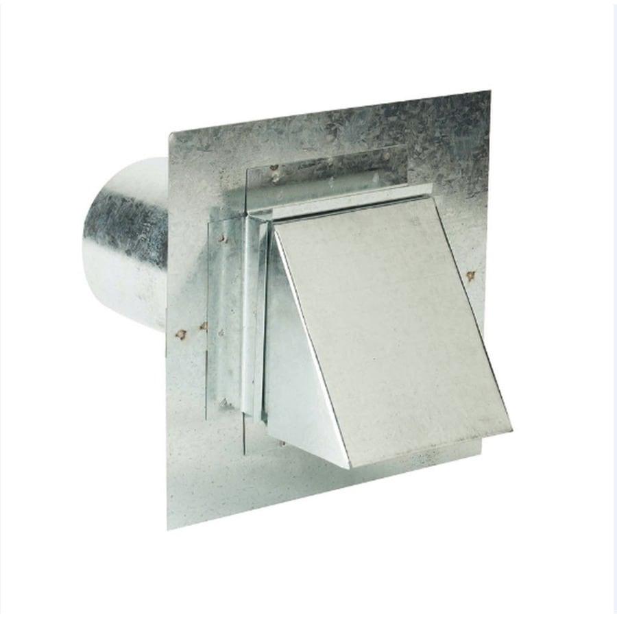 Shop Cmi 4 In Dia Galvanized Steel R2 Exhaust Dryer Vent
