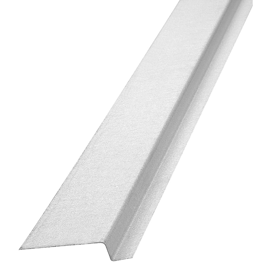CMI 0.38-in x 10-ft Galvanized Steel Sheet Flashing