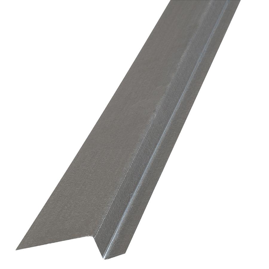 CMI 0.62-in x 10-ft Galvanized Steel Sheet Flashing