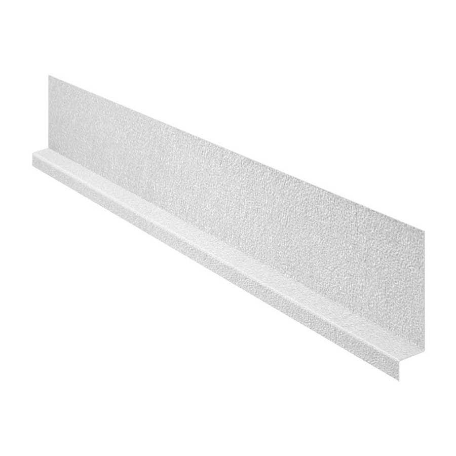 CMI 0.625-in x 10-ft Galvanized Steel Sheet Flashing