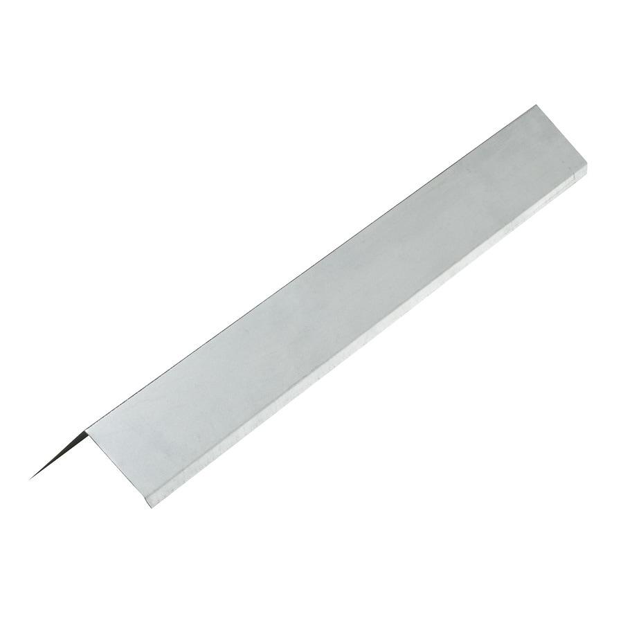 CMI 2-in x 10-ft Galvanized Steel Drip Edge