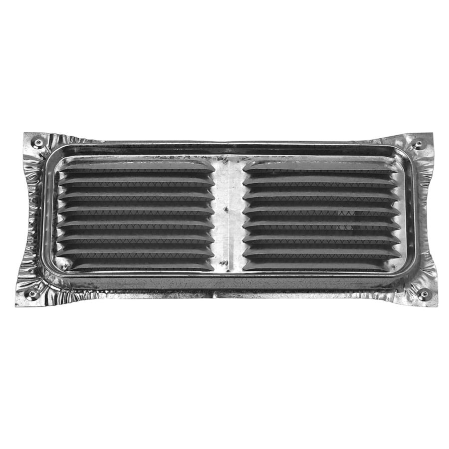CMI 8 in x 17 in Steel Foundation Vent. Shop Foundation Vents   Accessories at Lowes com