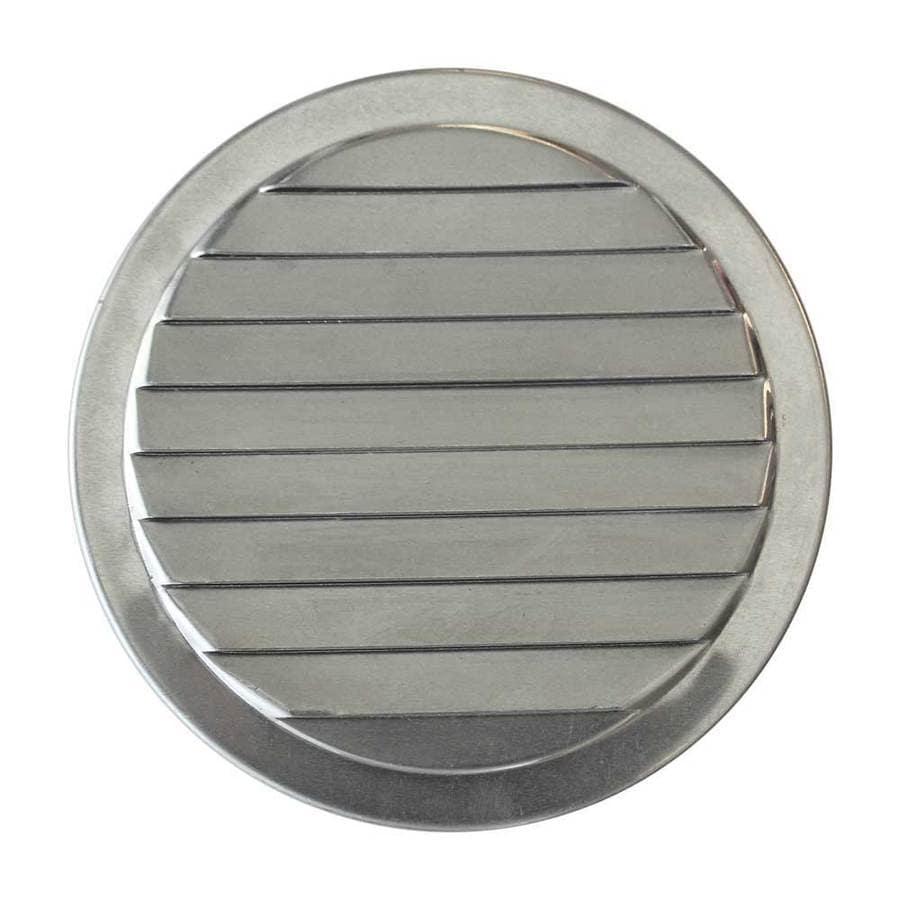Cmi 4 5 In L Silver Aluminum Soffit Vent At Lowes Com