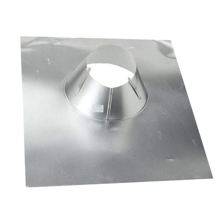 CMI 8-in x 0.75-in Aluminum Vent and Pipe Flashing