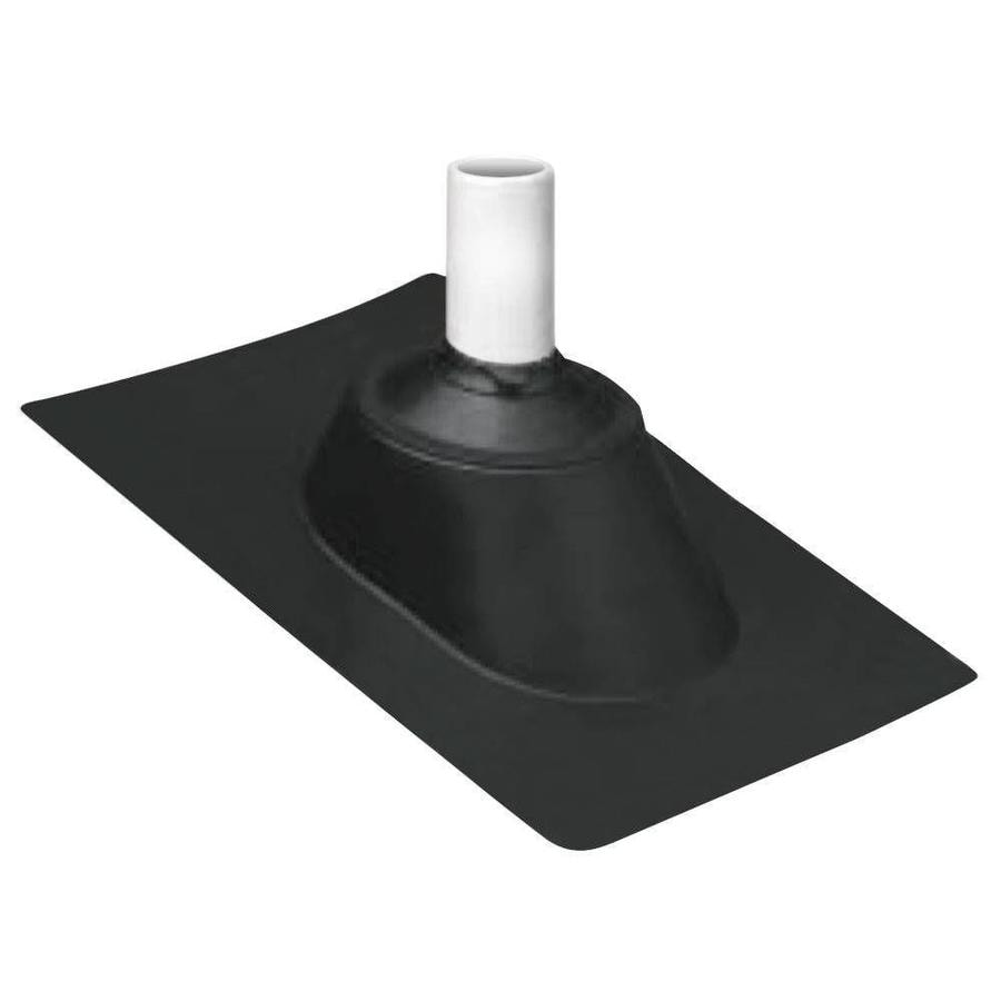 CMI 4-in x 12-in Plastic Vent and Pipe Flashing
