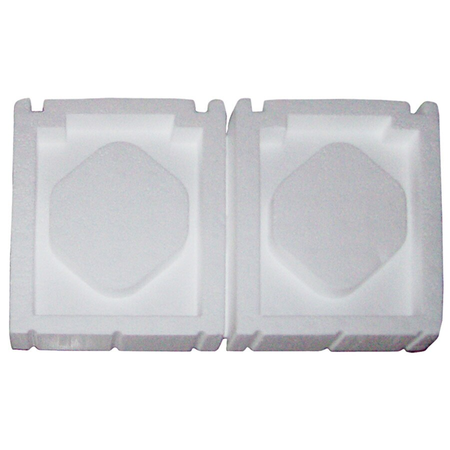 8.75-in x 13.5-in Polystyrene Foundation Vent Plug