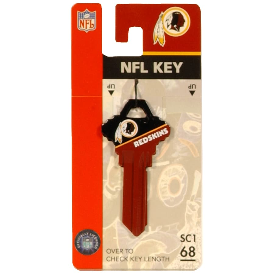 Fanatix #68 Washington Redskins Wackey NFL Key