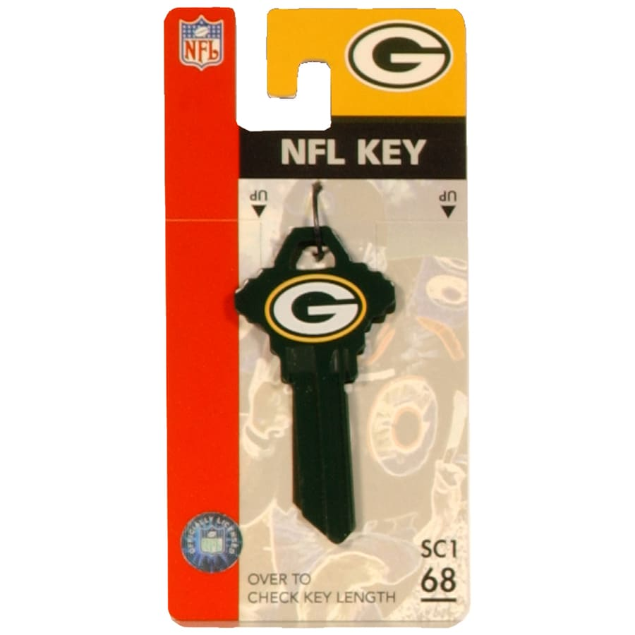 Fanatix #68 Green Bay Packers Wackey NFL Key