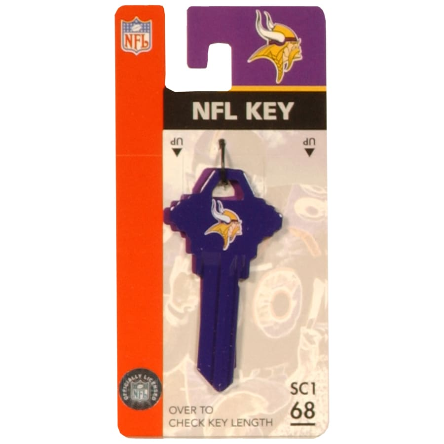 Fanatix #68 Minnesota Vikings NFL Wackey Key