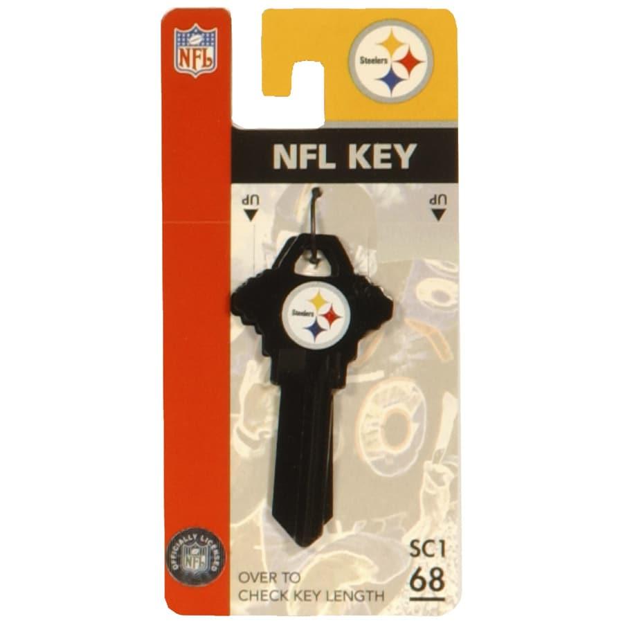 Fanatix #68 NFL Pittsburgh Steelers Key Blank
