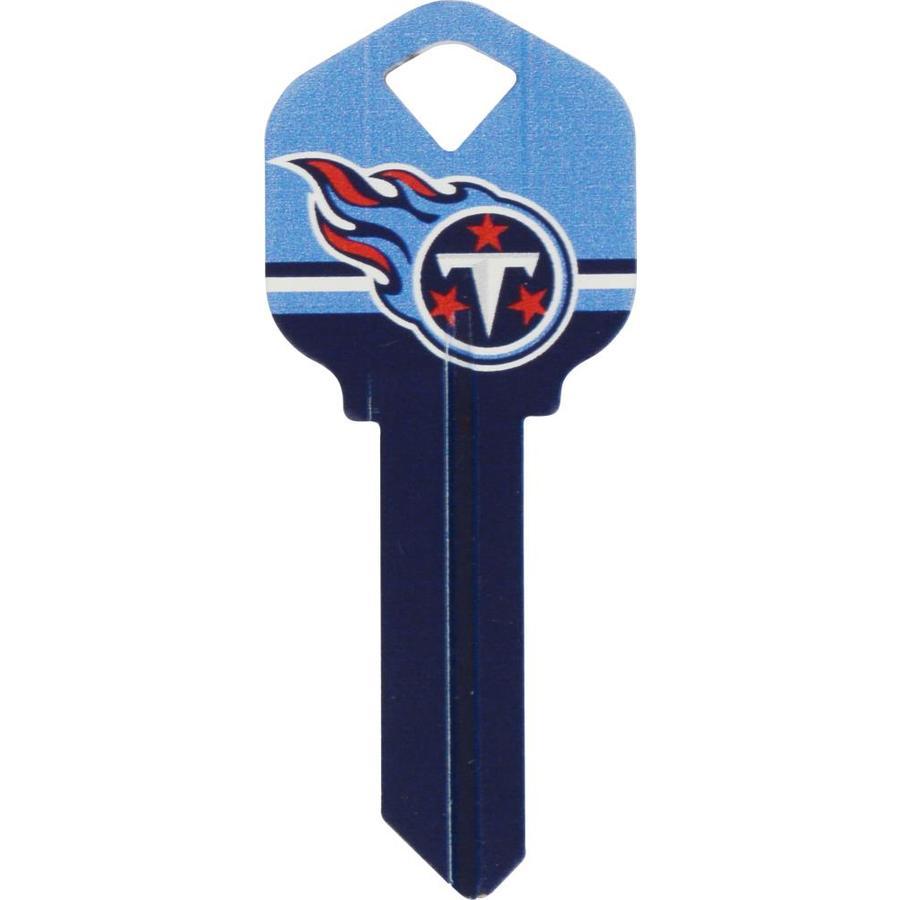 Fanatix #66 NFL Tennessee Titans Key Blank