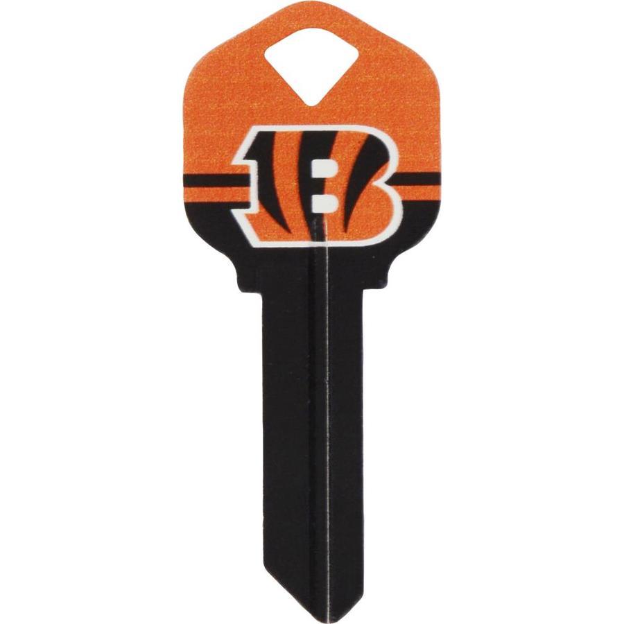 Hillman #66 NFL Cincinnati Bengals Key Blank