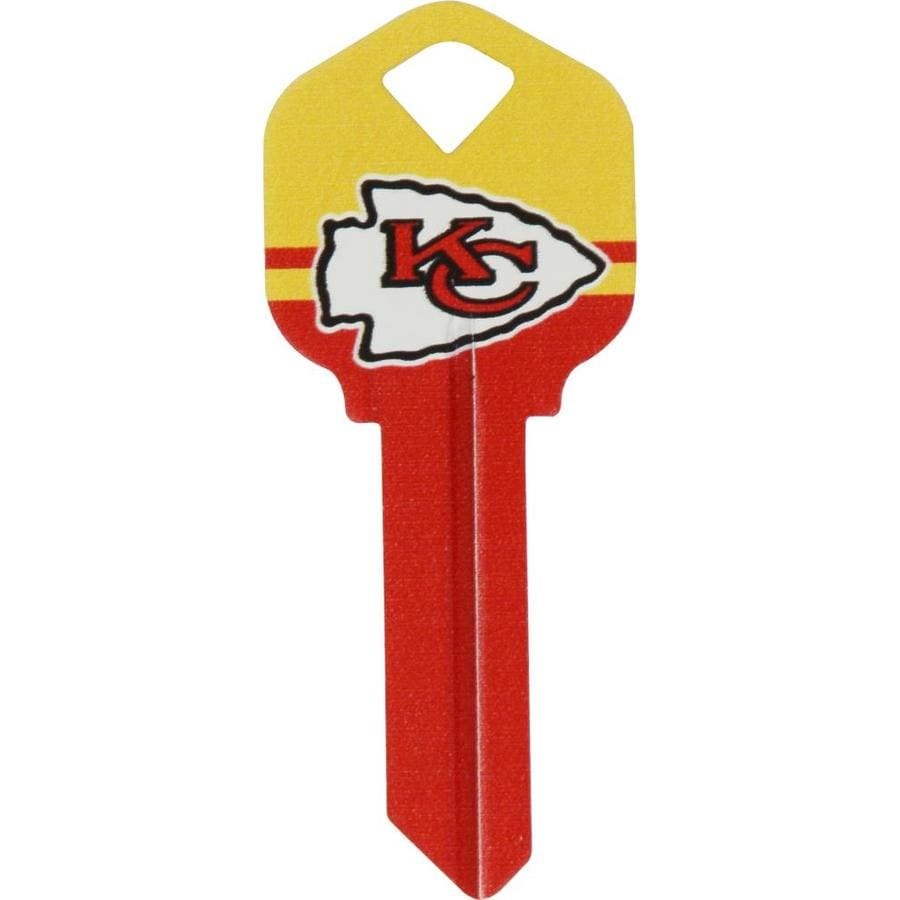 Hillman #66 NFL Kansas City Chiefs Key Blank