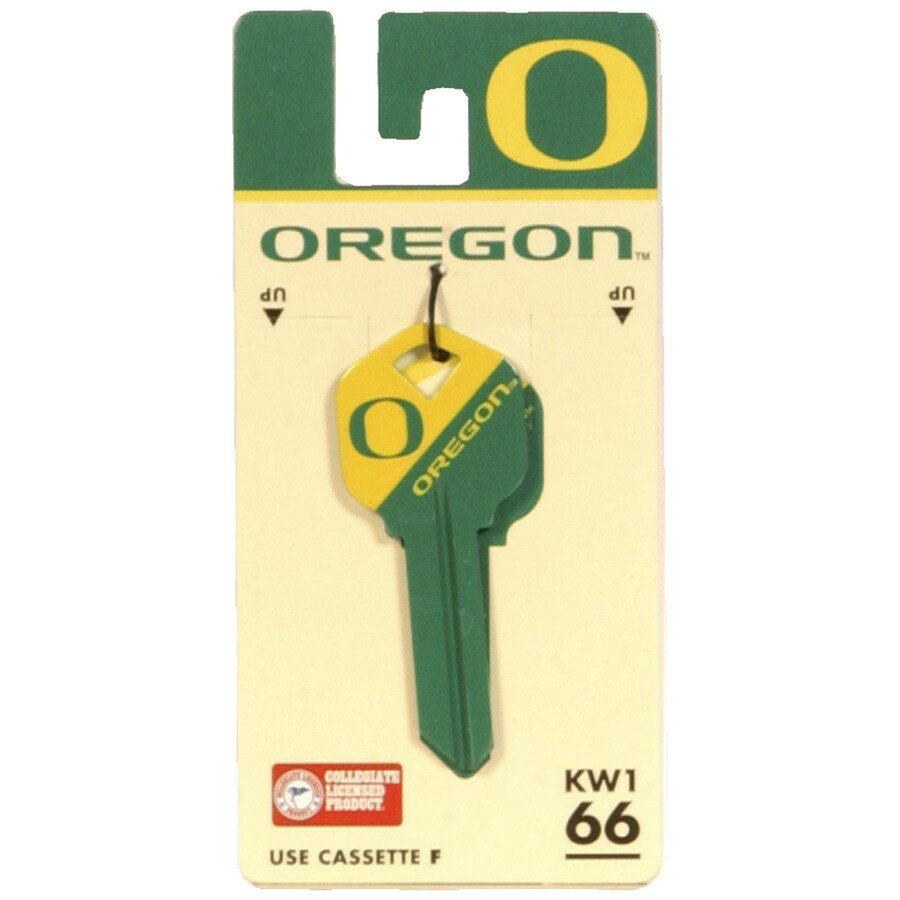 Fanatix #66 Oregon University Duck Key Blank
