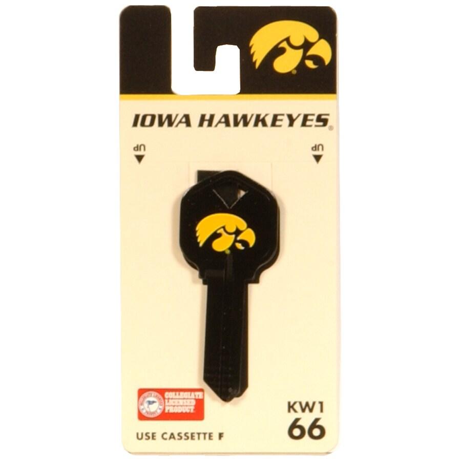 #66 Iowa Hawkeyes Key Blank