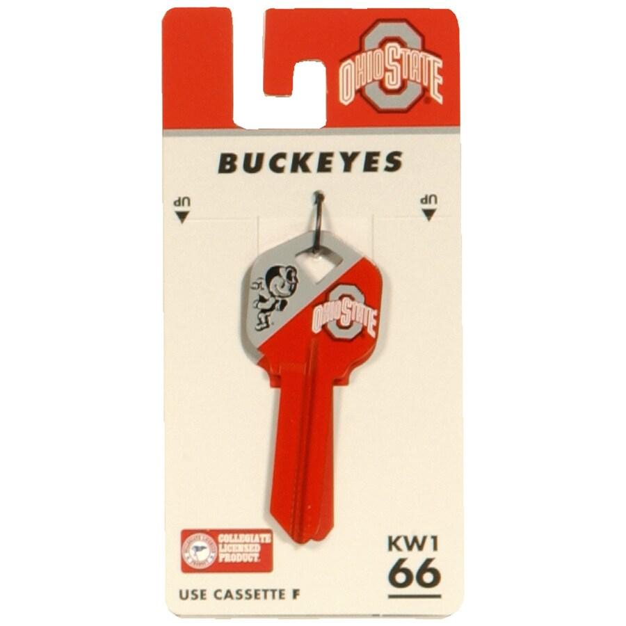 Hillman #66 Ohio State University Buckeyes Key Blank