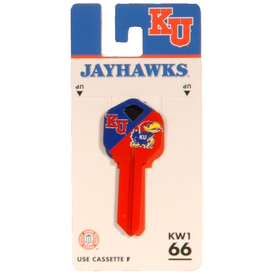 Fanatix #66 University of Kansas Key Blank