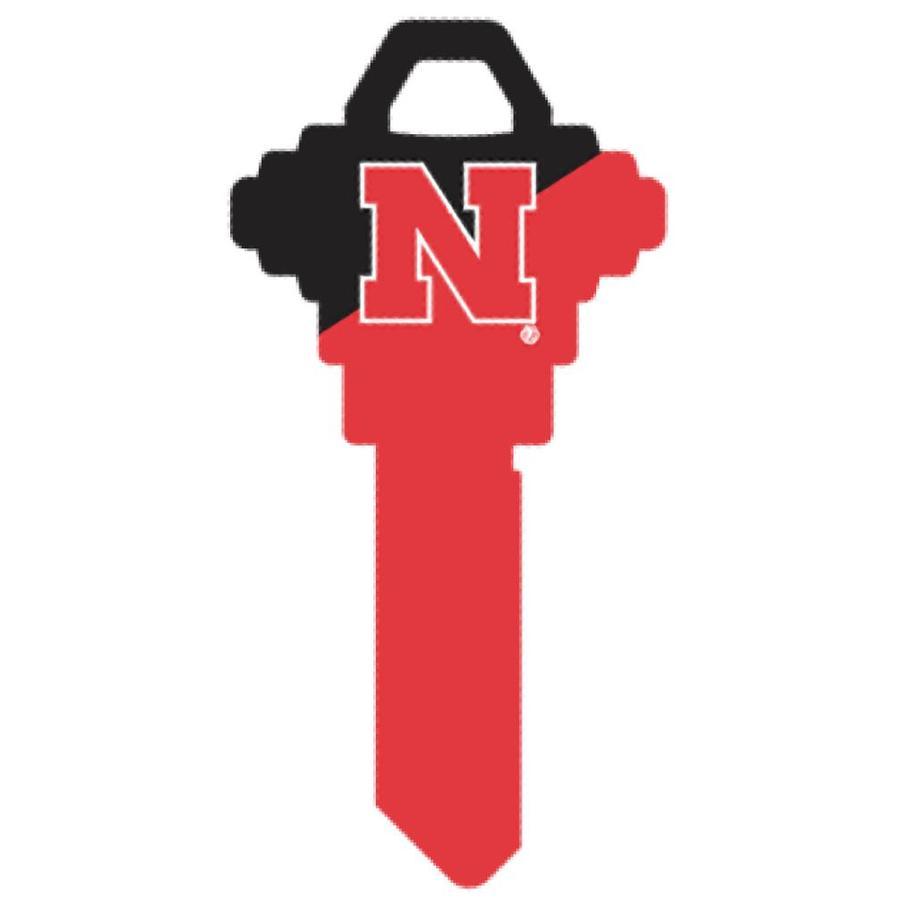 Fanatix #68 University of Nebraska Key Blank