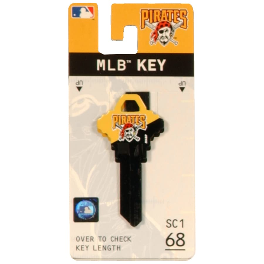 Fanatix #68 MLB Pittsburgh Pirates Key Blank
