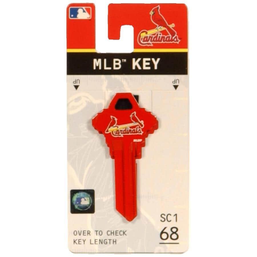 Fanatix #68 MLB St. Louis Cardinals Key Blank