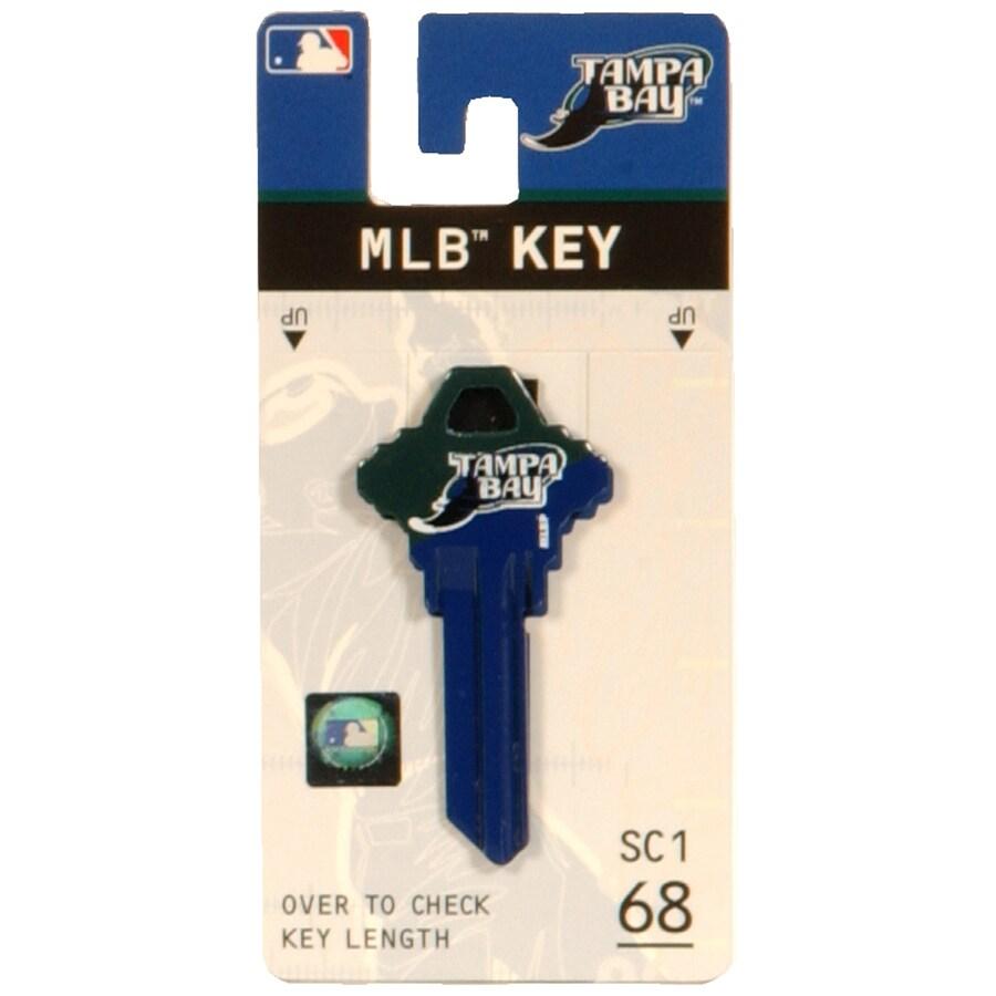 Fanatix #68 MLB Tampa Bay Rays Key Blank