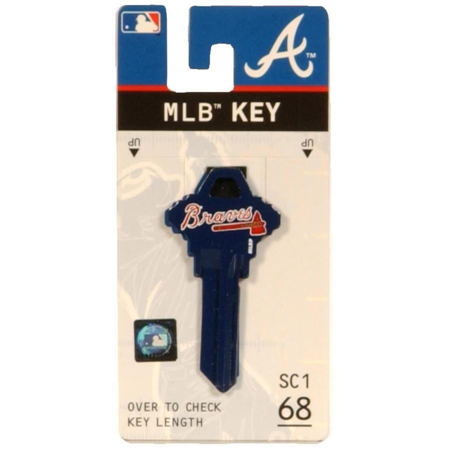 Fanatix #68 MLB Atlanta Braves Key Blank