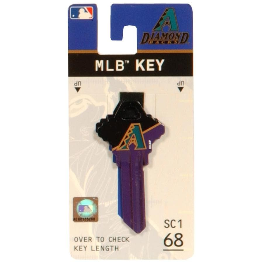Fanatix #68 MLB Arizona Diamondback Key Blank