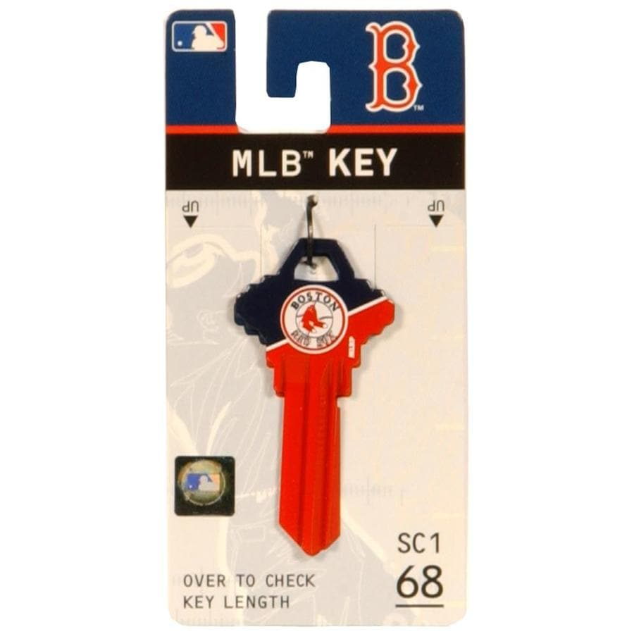 Fanatix #68 MLB Boston Red Sox Key Blank